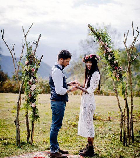 Anh Wisle on Instagram (@anhwisle) Wedding Inspiration with my fav weddingTeam  photo: @florianecaux Flowers: @poppyfigue & Wedding planer: @madamecoquelicot31 |