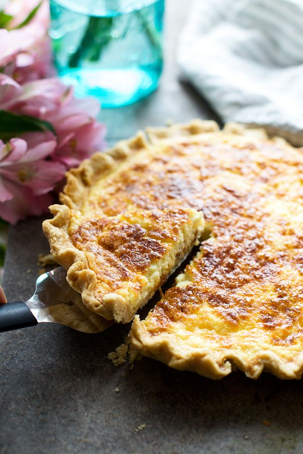 Best Ever Quiche Lorraine