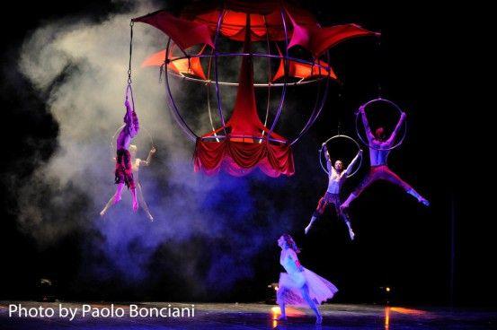 Gli #acrobati #SONICS di nuovo in scena a #Torino con lo #spettacolo #Meraviglia su #Madeinitaly #WebTv http://wp.me/paB7n-4bx