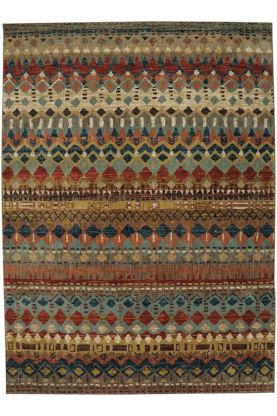 Ravena Area Rug - Transitional Rugs - Machine-woven Rugs - Synthetic Rugs | HomeDecorators.com