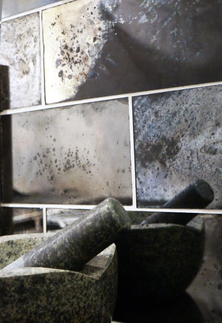 25 best ideas about antiqued mirror on pinterest
