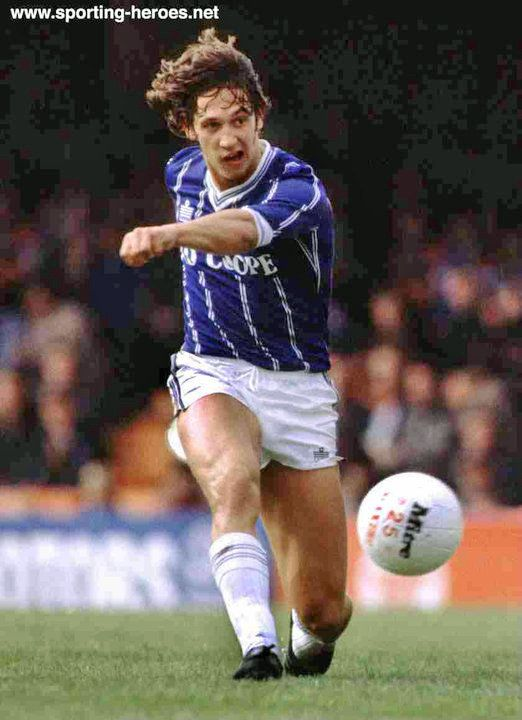 Gary Lineker - Leicester City FC - League appearances for The Foxes.
