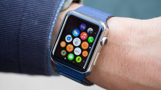 Changing Tactics, Apple Promotes Watch as a Luxury Item - NYTimes.com