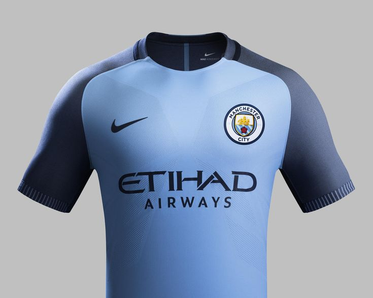 Manchester City Home Kit 2016-17 Nike