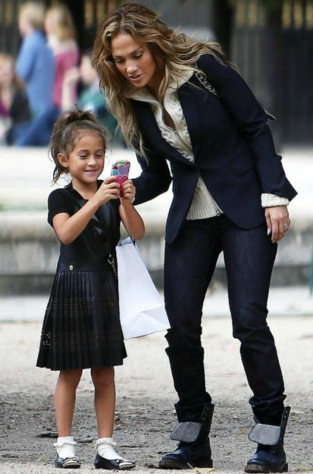 Jennifer Lopez S Kids Now