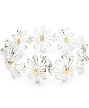 Tiffany  Co Outlet Chrysanthemum Bracelet-Want this!