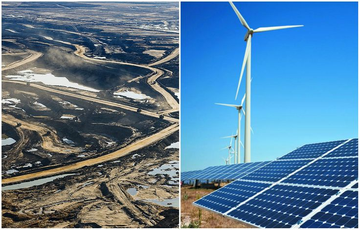 Why plummeting oil prices may hasten Canada's shift to renewable energy ... A rapid increase in oil prices during the 1970s caused Denmark to radically alter its national energy policy, with the goal of replacing fossil fuels entirely with renewable energy.