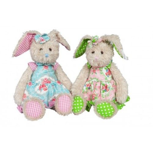 Lily & George Paisley Bunny