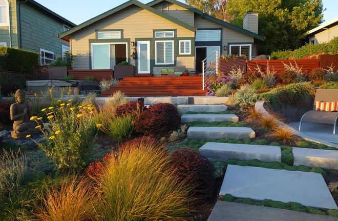 Landscaping Ideas Northern California : By dig your garden landscape design a combination of california