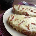 [Receta express] Pan de ajo con queso y bacon – Recetas por 5€