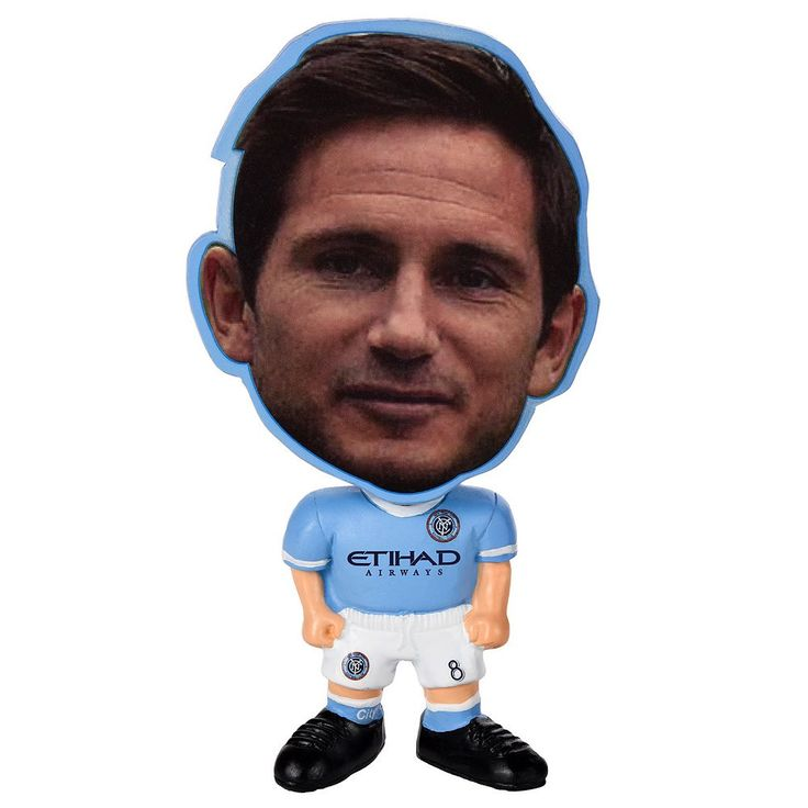 Forever Collectibles New York City FC Frank Lampard Figurine, Multicolor