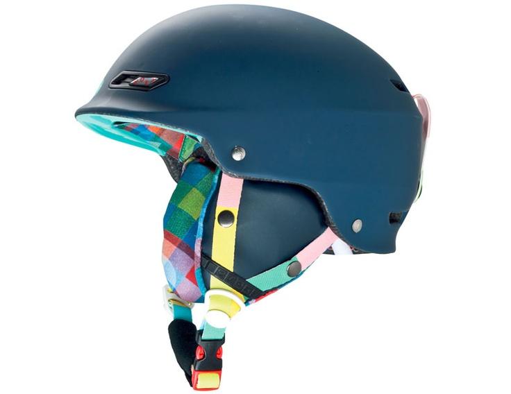 £64.99 Roxy Power Powder Ski Helmet - Navy