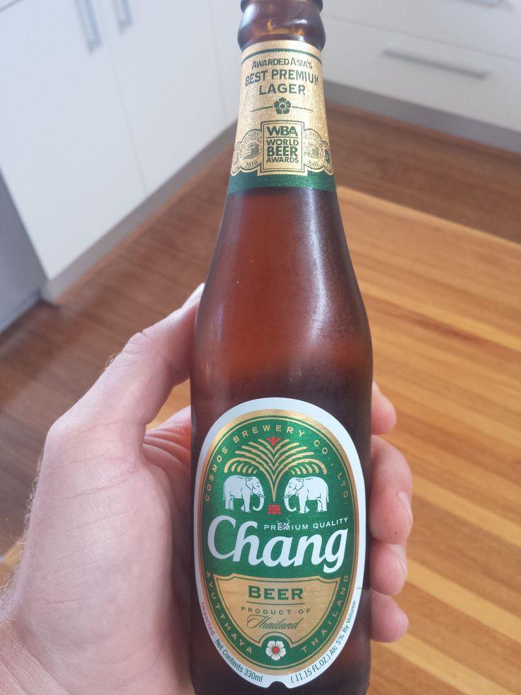 Chang Pale Lager (Bang Ban, Thailand)
