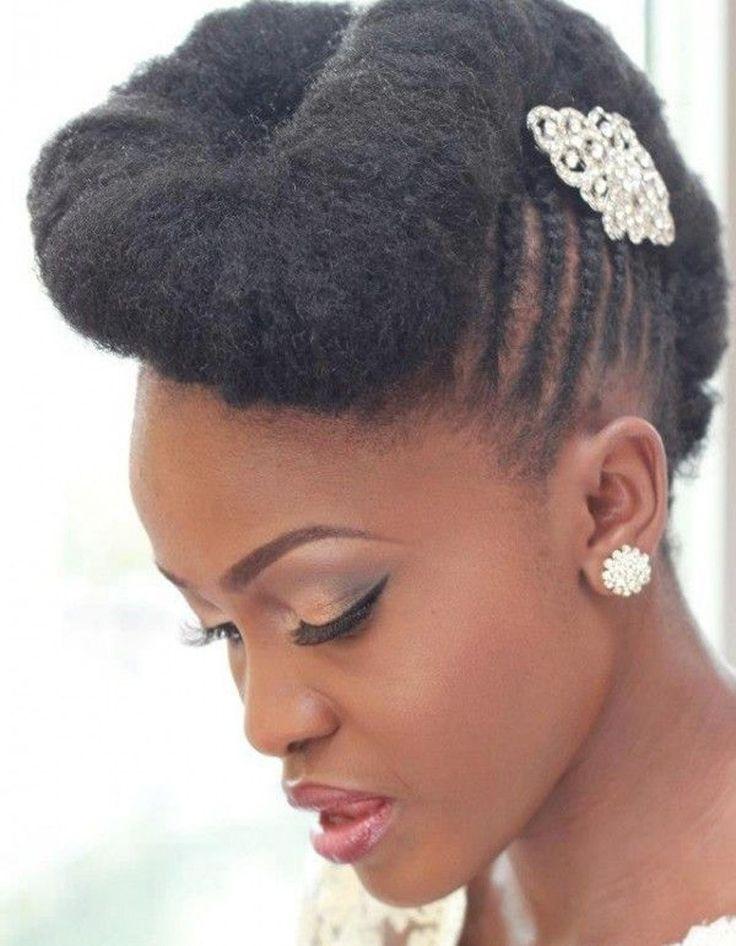 17 bästa bilder om coiffure afro mariage på Pinterest | Skyddande ...