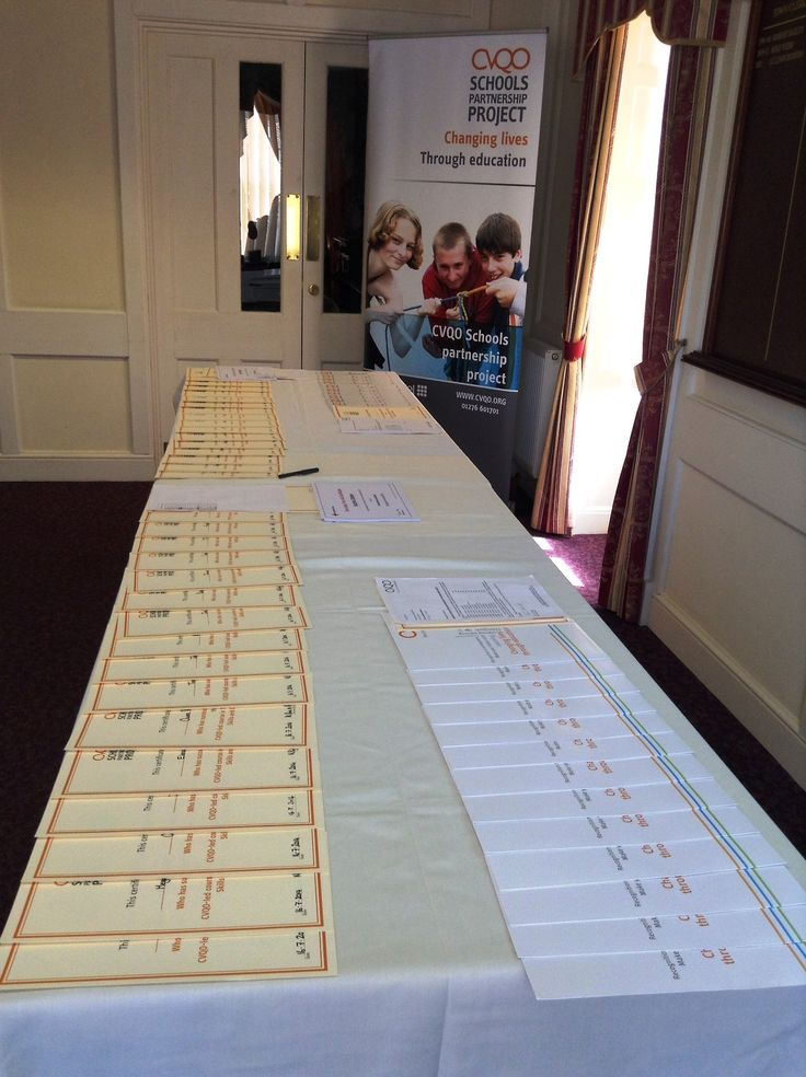 The CVQO Pearson Edexcel certificates laid out ready for presentation