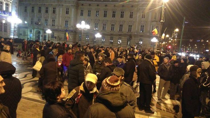The Guardian, New York Times şi Al-Jazeera relatează despre protestele din România