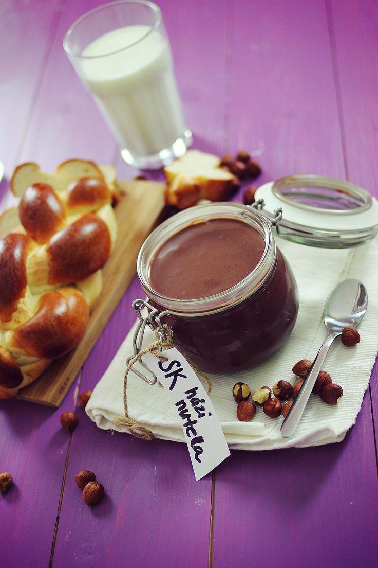 házi nutella recept - VIDEO