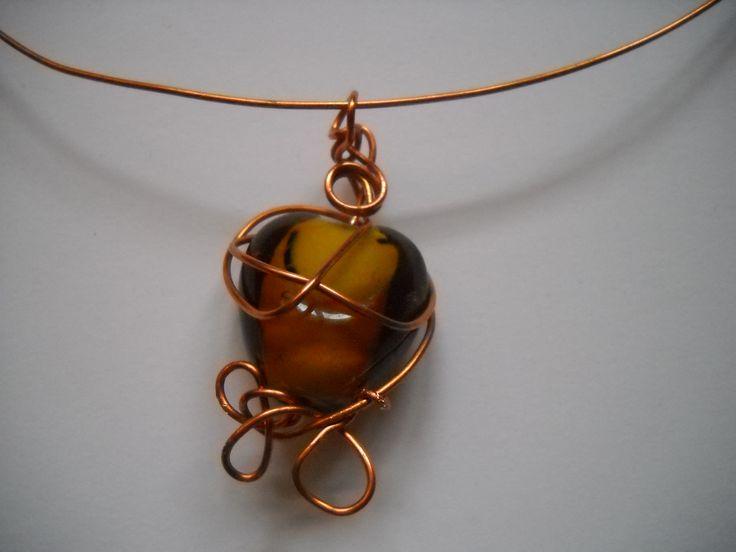 copper & glass