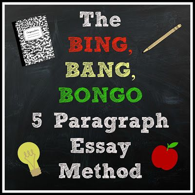bing bang bongo essay