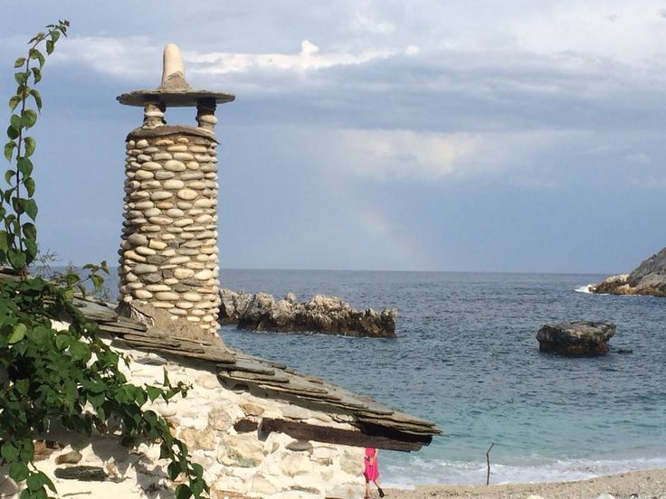 Damouhari, Pilion, Greece !!