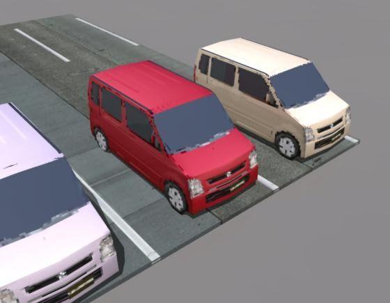 3D Model Of Suzuki Wagon R - 3D Model