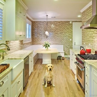 1000 images about kitchen expansion on pinterest galley for Expanding a galley kitchen