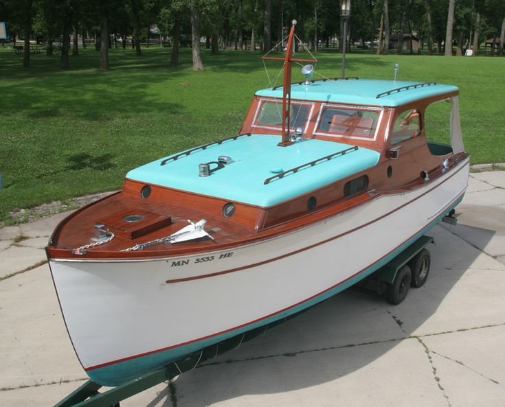 Cabin Cruiser Plans Free WoodWorking Projects amp