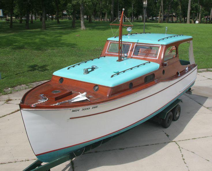 Where to get Cigarette model boat plans ~ J. Bome