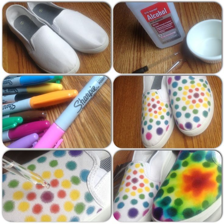 rainbow sharpie with alcohol blender on canvas shoes. Black Bedroom Furniture Sets. Home Design Ideas
