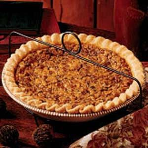 nothing says thanksgiving at my parents quite like a fresh black walnut pie... haven't had it? you must try it!!