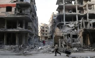 Syria war: Pro-Assad forces recapture 10% of Eastern Ghouta monitors say Latest News