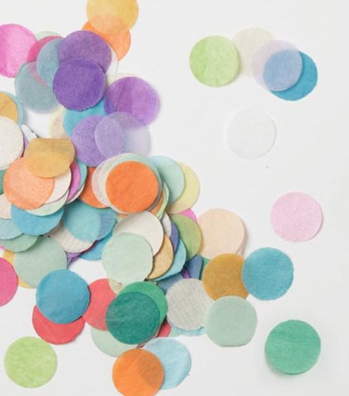 .: Confetti Dots, Confetti Chic, Pretty Colors, Polka Dots Pastel Parties, Confetti Cakes, Pretty Pastel, Pastel Confetti, Colors Lovers, Colors Disk