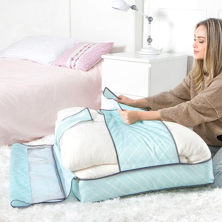 Comforter Storage Bags Dust Covers Bedding Wardrobe Organization Wholesale Bulk Accessories Supplies Gear Items Stuff Products-in Storage Bags from Home & Garden on Aliexpress.com | Alibaba Group