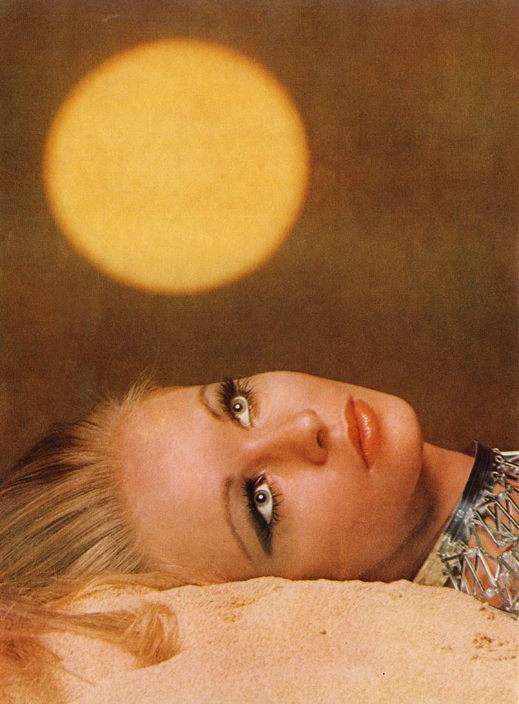 Photographed by Guy Bourdin. Vogue, May 1969