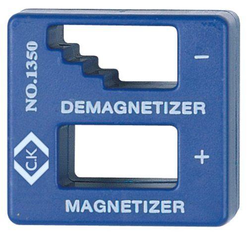 C.K T1350 Magnétiseur-Démagnétiseur de lame de tournevis #Magnétiseur #Démagnétiseur #lame #tournevis