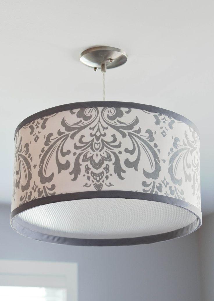 drum shade pendant drum shade diy chandelier drum drum lamp shades