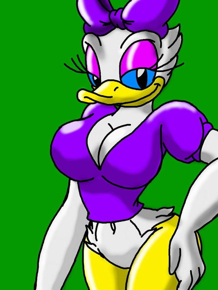 Dasiy Duck Anthro Daisy By uzzthehedgehog On DeviantART More