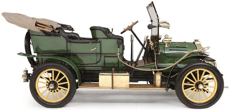 De wereld van de klassieke-autoliefhebbers had er zeker anders uitgezien als de Engelse film 'Genevieve' er niet was geweest.