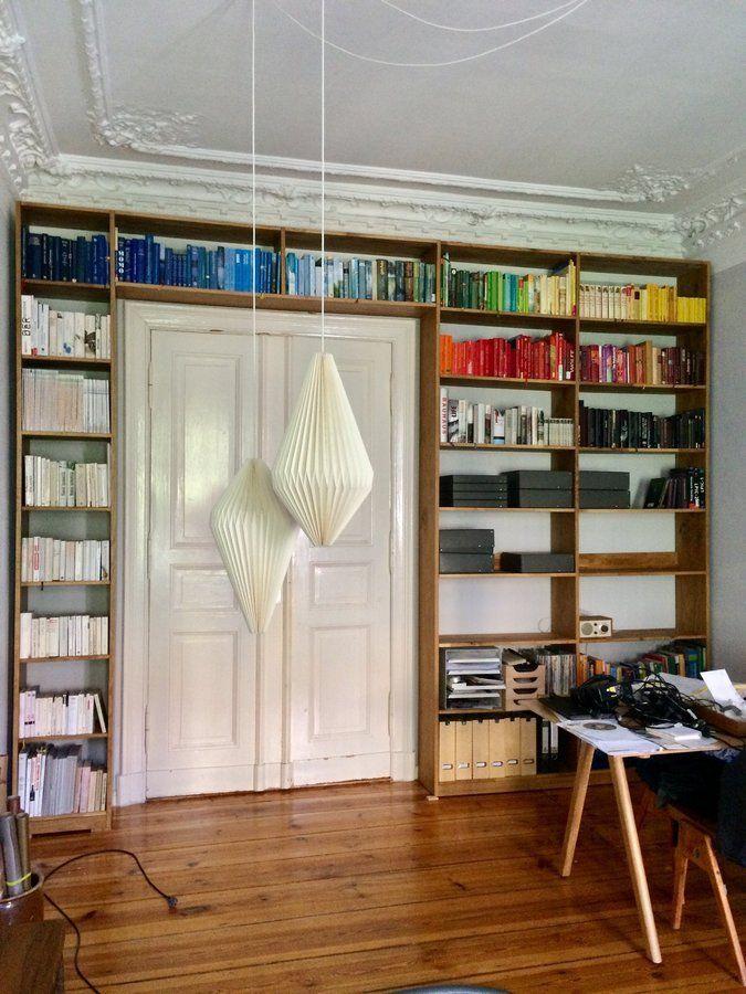 Regenbogen im Arbeitszimmer SoLebIchde Foto Frau Staubfuss - homeoffice einrichtung ideen interieur