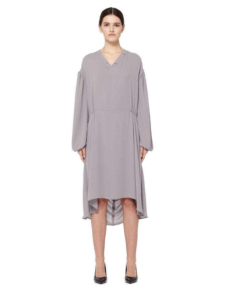Polyester dress by Balenciaga — SVMoscow