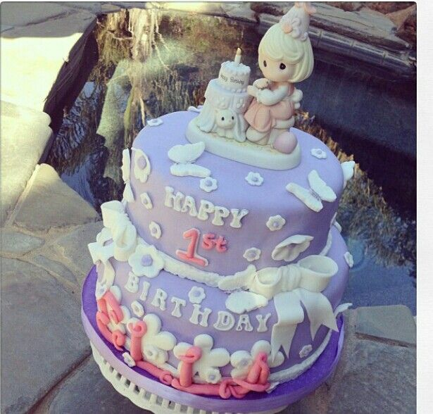 Precious Moments Baby Shower Cakes: 17 Best Images About Precious Moments Party On Pinterest