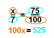 Solving Proportions - Elementary Math | WyzAnt Tutoring