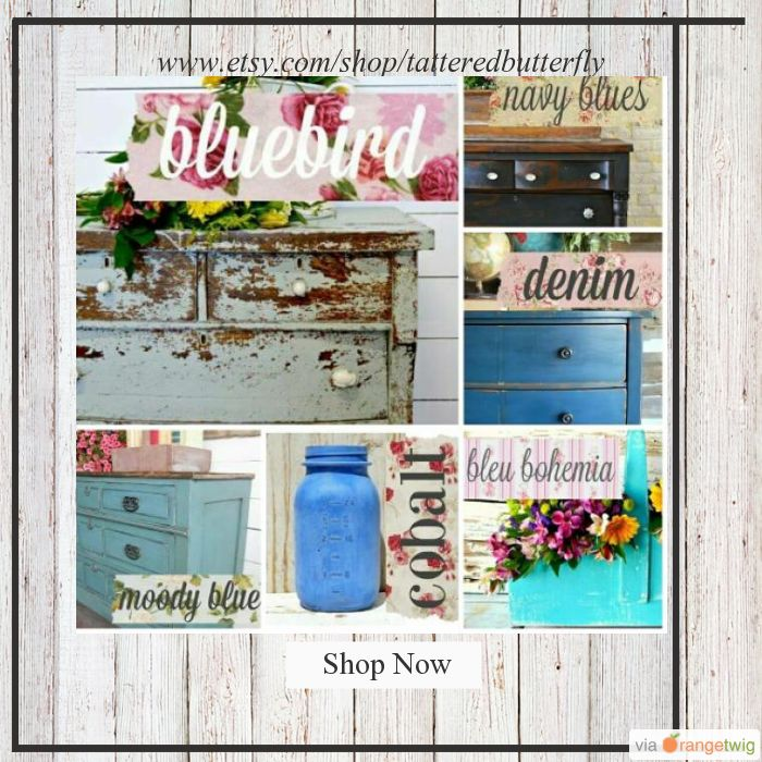 Follow us on Pinterest to be the first to see new products & sales. Check out our products now: https://www.etsy.com/shop/tatteredbutterfly?utm_source=Pinterest&utm_medium=Orangetwig_Marketing&utm_campaign=Product%20Poster   #etsy #etsyseller #etsyshop #etsylove #etsyfinds #etsygifts #shabbychic #farmhouse #shabbychicdecor #etsyhome #chippypaint #cottagehome #frenchcottage #etsyfurniture #milkpaintlove #fivedollarshipping #sweetpickinsmilkpaint #milkpaintedfurniture #loveit #love #instagood…