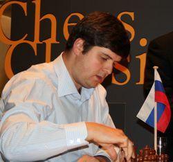 Pjotr Veniaminovitsj Svidler, født 17. juni 1976 i Leningrad, er en russisk sjakkspiller. Per mai 2014 er han rangert som verdens 13. beste spiller med en rating på 2753. Pjotr Svidler lærte å spille sjakk som seksåring. Han ble stormester i 1994. Wikipedia Fødselsdato: 17. juni 1976 (alder 41), St. Petersburg, Russland Foreldre: Veniamin Svidler Utdanning: Statsuniversitetet i St. Petersburg Barn: Nikita Svidler, Daniel Svidler