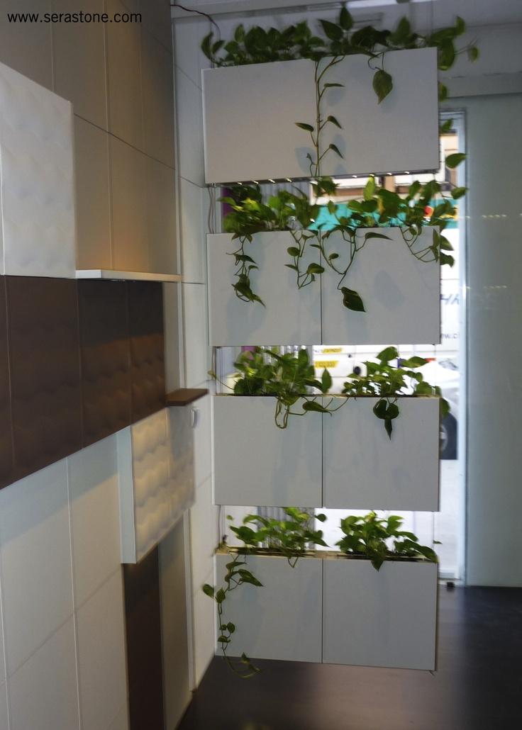 15 best cortina vegetal images on pinterest vegetales for Decoracion de interiores cortinas