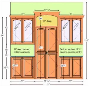 creating hidable storage for the kitchen cabinets walls architects doors remodeling remodeling magazine - Kitchen Remodeling Magazine