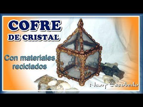 CARAMELERA ANTIGUA EFECTO CRISTAL - YouTube