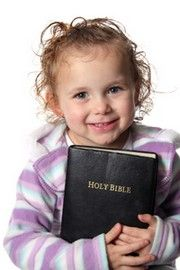 100% free Bible lessons for children.