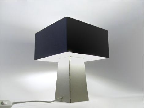'Blanca' lamp.