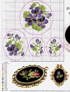 Looks like petit point to me :) Idential to cross stitch but you use half a square for a stitch. So hece the name Petit :)